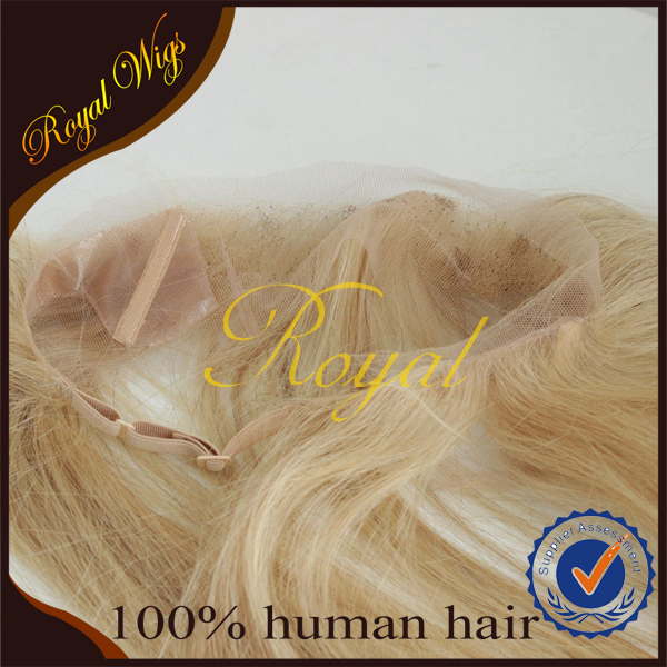 2015 Hot Sale 100% Human Hair Ful Lace Headband ,Full Lace Iband