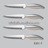 Factory wholesale good quality steak knives with blister card packing