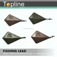 On sale Tungsten carbide lead sinkers fishing sinkers
