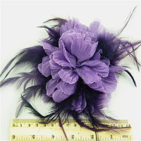 Modern Crazy Selling customized wedding vintage silk flowers