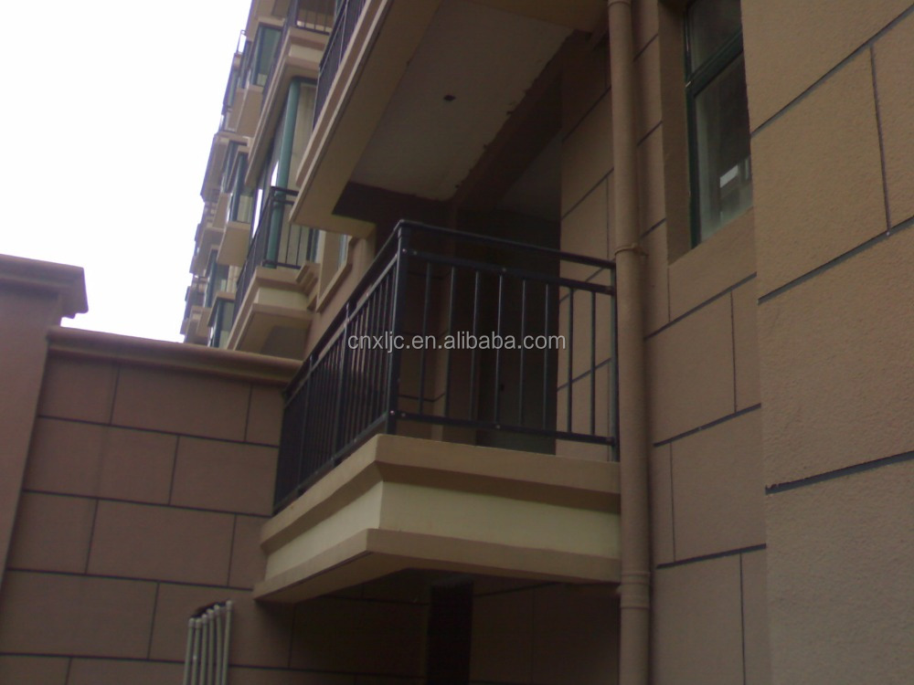 iron balcony, balcony fencing, steel balcony