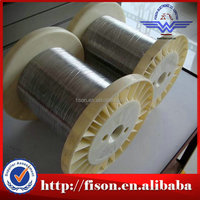 High cost of performance and quality ultra thin nickel wire