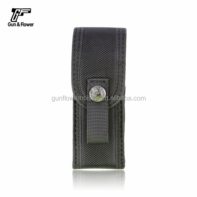 High Quality Heavy Duty Tactical Nylon Magazine Pouch For Military