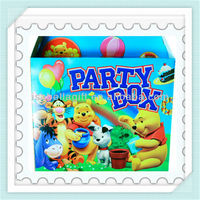 fashionable themed birthday party sets