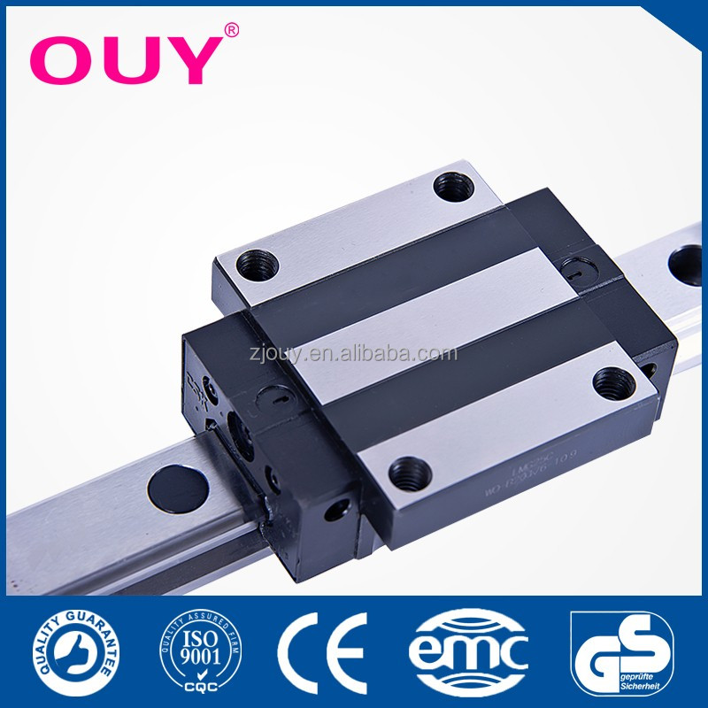 Saier Linear guiderail with low noise and smooth operation HGH30CA Linear Guide, linear guideway, linear rail