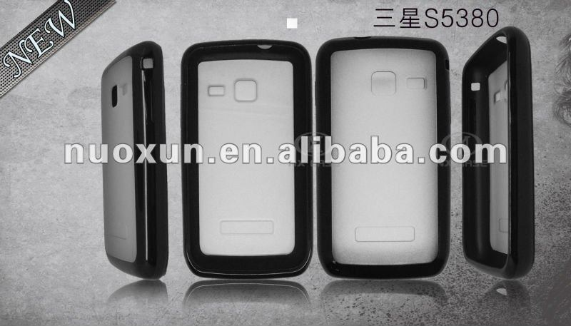 PC+TPU cases for Samsung wave Y /S5380
