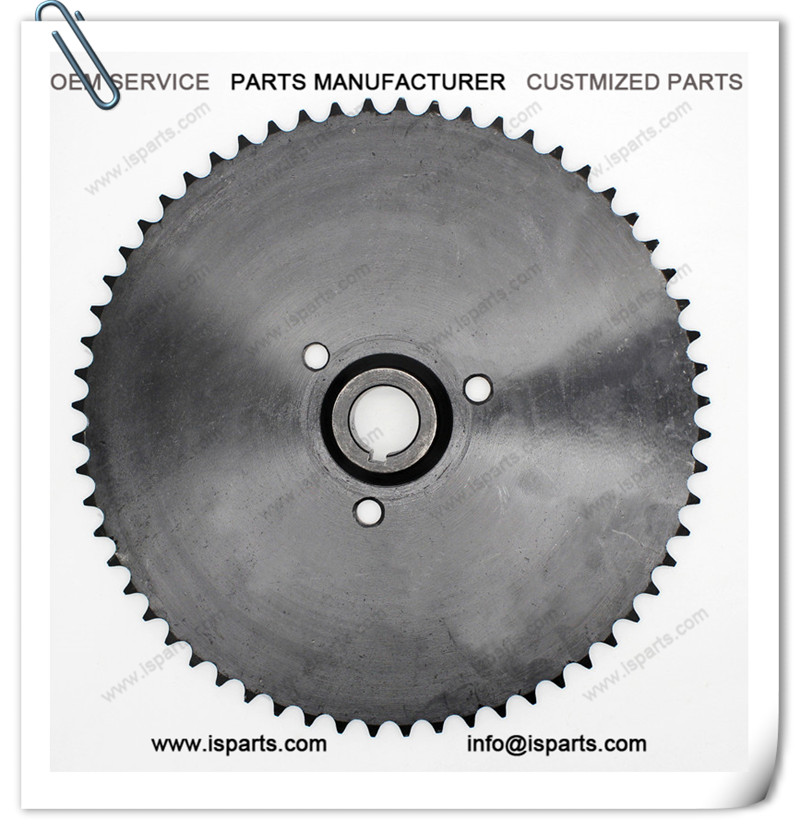 Live Axle Sprocket 60 Teeth For 41 420 Roller Chain