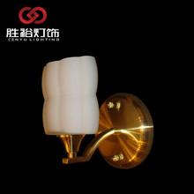 new design candle Copper european chandelier lamp wall light pendant light candle light