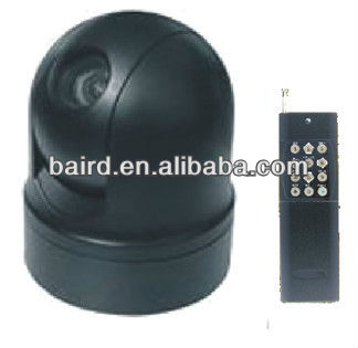 Mini Remote Control-style Integrated Intelligent Mobile car speed dome camera 26 zoom