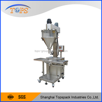 Shanghai TOPS 500L zip lock bag filling machine