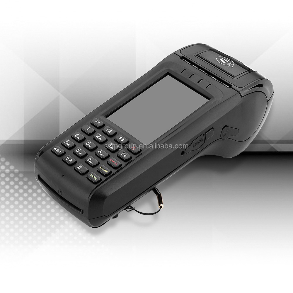 Payment and settlement pos systerm with thermal printer