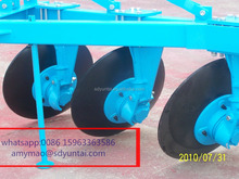 China Golden Manufacturer Hot sell agricultural disc plough