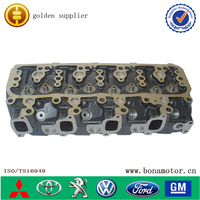 auto parts for TOYOTA 3B(old) 11101-58014 engine cylinder head