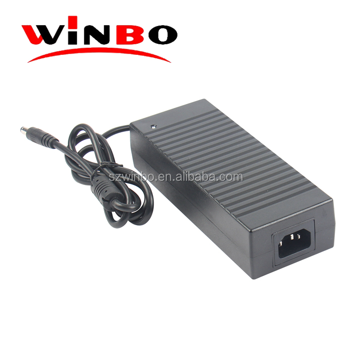 AC DC Power Adapter 120w winbo Electronics 12V 10A CCTV Power supply Adapter battery charger In Shenzhen