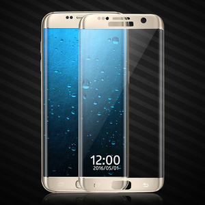 9H Full Body Screen Protector Film 3D Curved Tempered Glass For Samsung Galaxy S7 Edge