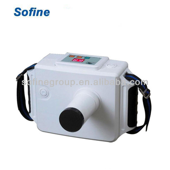 Portable Wireless Digital X-ray Unit with CE&ISO Dental Portable X-ray Unit