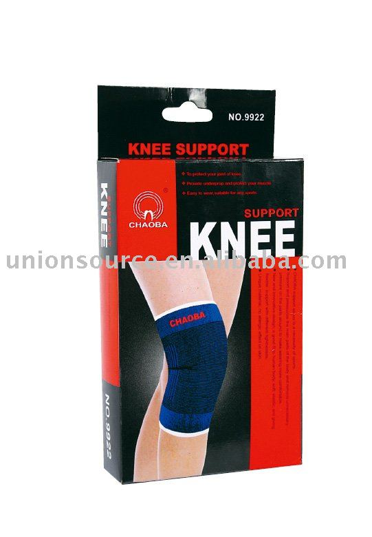 2Pcs Knee Support No.9922---New Products