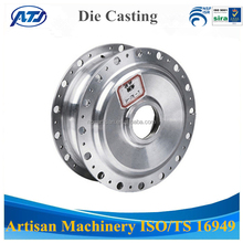 OEM Aluminum Die Casting Parts, Electric Bicycle Wheel Hub