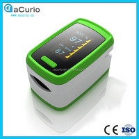 Unique Fingertip Pulse Oximeter/oxymeter,Electric Pulse Counter for Homecare