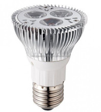PAR20 E27 3X2W 6W led spotlight,downlight