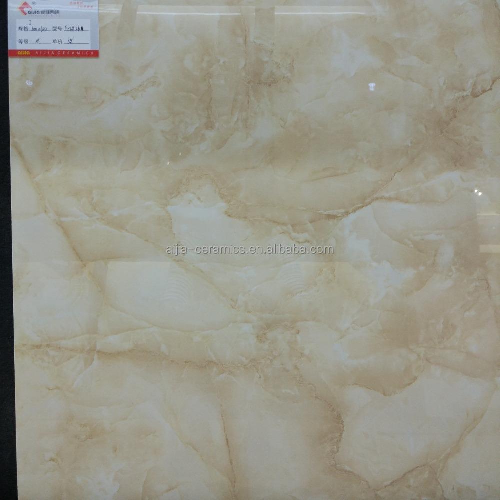 Low cost floor tiles
