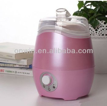 ONWIN 200ML colorful LED light changing Air Aroma diffuser Purifying Humidifier with Spa Ultrasonic Aroma Humidifier