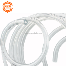High quality factory wholesale food grade silicone transparent hose pipe