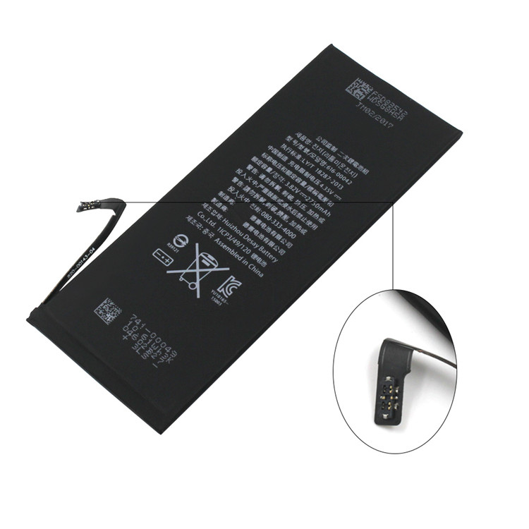 Quick delivery 5S 5C SE 6s 6sPlus Cell phone battery, spot sale, direct factory shipment