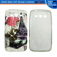New Water Transfer Printing Case For HTC M7, For HTC 7088 Case, For HTC 709D Case