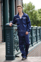 Polyester/PVC Waterproof Rain Suit breathable waterproof jacket