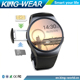 Smart Wrist KW18 Phone for IOS Android Watch heart rate monitor waterproof