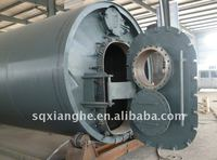 2012 waste tyre pyrolysis plant with ISO