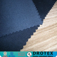 high heat resistance flame retardant cotton fabric for workwear clothing
