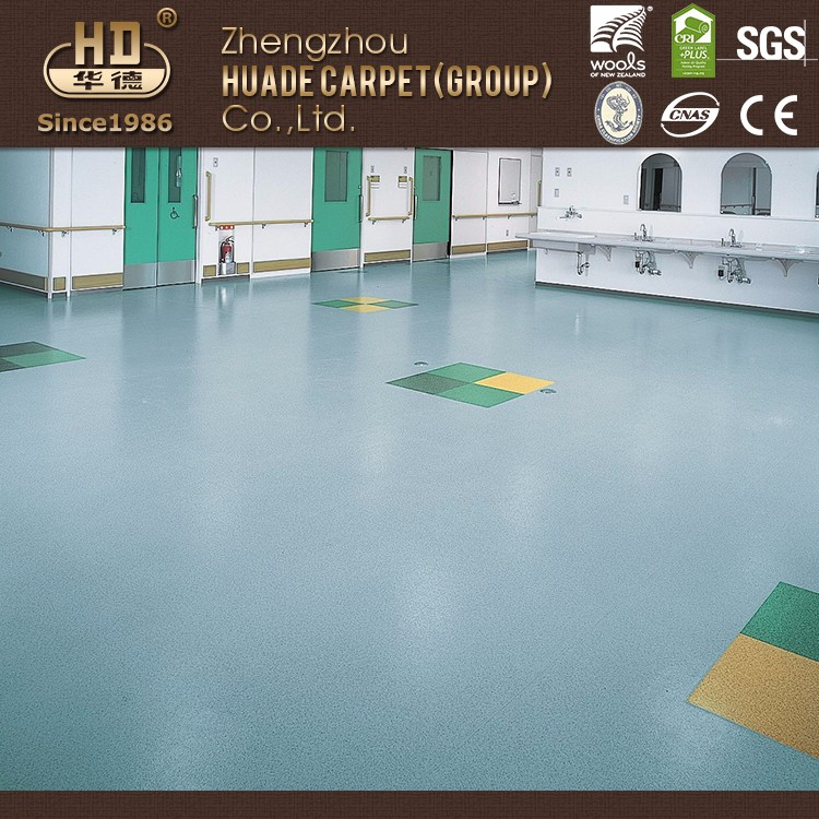 Top sale guaranteed quality vinyl pvc flooring