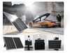 mono solar panel with high-performance solar cell 130w