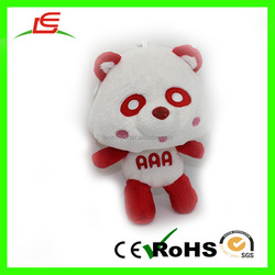 Personalized soft stuffed plush toys europe soft plush big eye panda