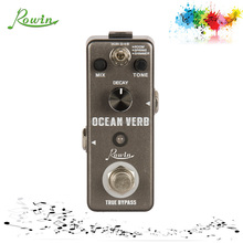 Rowin Ocean Verb effect pedals for electric guitar
