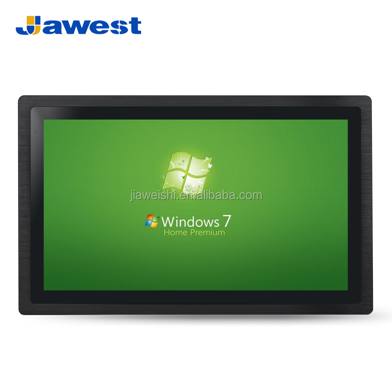 12.1inch 2 Lan Panel PC, Industrial Panel PC for Smart House and Automation Industry