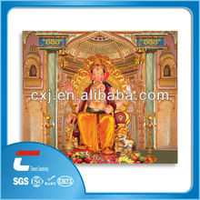 3D lenticular poster with India Budda image
