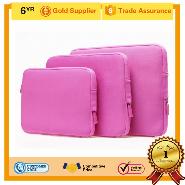 Colorful Neoprene Laptop Bag For Laptop Notebook Case