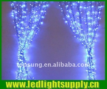 Top quality decorative string lighting twinkling led christmas lights