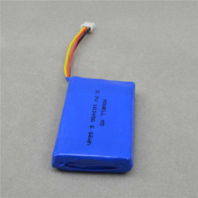 UN38.3 approved 3.7v 1800mah Li-ion Battery / 3.7v 1800mah Lithium Polymer Battery Cells / Battery Lipo 3.7v 1800mah