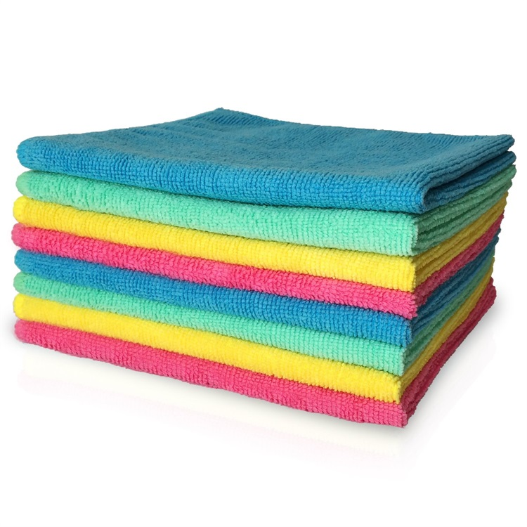 Multi-color Custom Microfiber Cloth In Bulk
