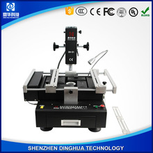 Dinghua DH-380 bga rework machine for iPhone 5 5s/Samsung galaxy/Nokia/HTC chips repair and replacement