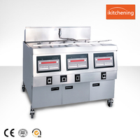Ce Approved Potato Chips Deep Fryer Machine/ Broasted Chicken Frying Machine
