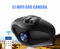 Small Hidden Car Dashboard Camera FHD 1080P Support Wifi Motion Detection Parking Mode Loop Recording