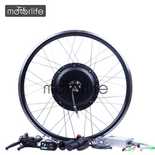 MOTORLIFE HOT SALE Direct factory supply CE pass kit bike electric 1000w