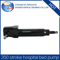 Used for hospital beds, home care beds hydraulic actuators