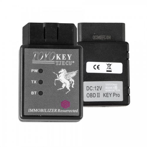 original TO-YO KEY OBD II KEY PRO Support To-yota G &amp; <strong>H</strong> All Key Lost Work with MINI CN900 &amp; MINI ND900