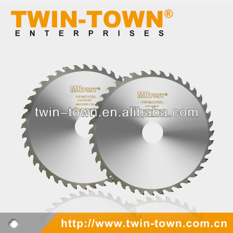 Cold Saw Blades for Mild Steel